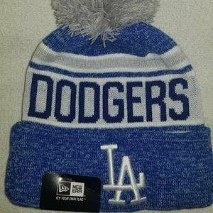 Los Angeles Dodgers beanie 1a240ca00fbb